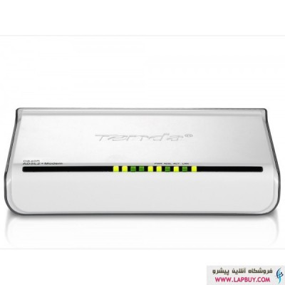 Tenda D840R ADSL2+ Router with 4-Port Switch مودم تندا