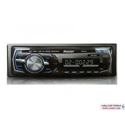 Master MR-D200 دستگاه پخش خودرو مستر