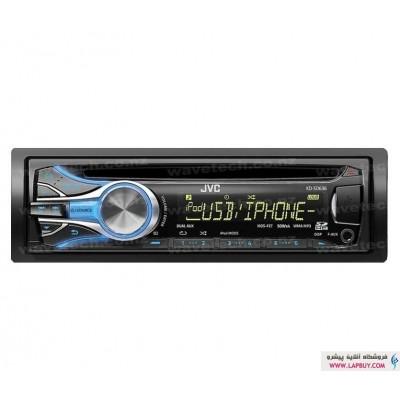 JVC KD-SD 636 پخش کننده خودرو جی وی سی