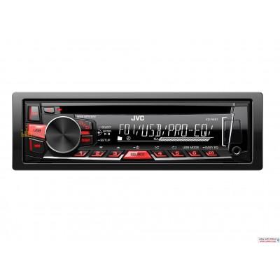 JVC KD-R461 پخش کننده خودرو جی وی سی