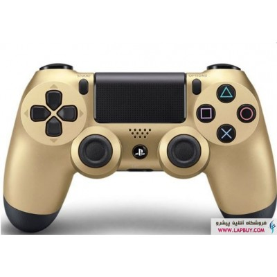 Sony DUALSHOCK 4 Wireless Gold Controller PS4 دسته بازی طلایی