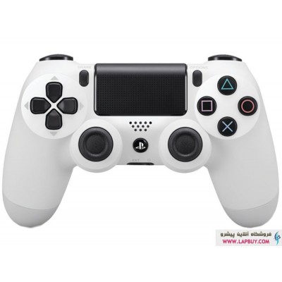 Sony DUALSHOCK 4 Wireless White Controller PS4 دسته بازی