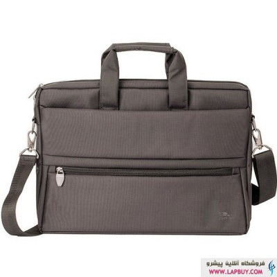 RivaCase 8630 For 15.6 inch Gray کیف لپ تاپ ریواکیس