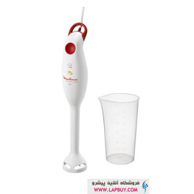 Moulinex DD100141 TurboMix Hand Blender گوشت کوب برقی مولینکس