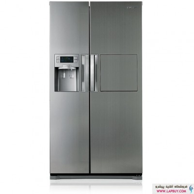 SAMSUNG REFRIGERATOR SIDE BY SIDE RS22 یخچال فریزر سامسونگ