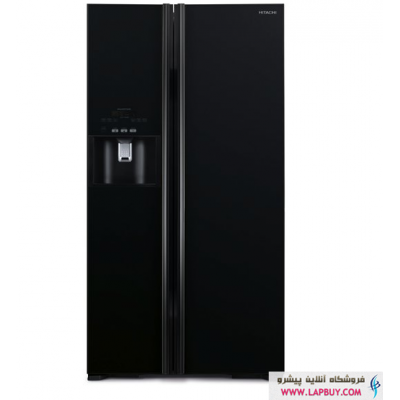 HITACHI SIDE BY SIDE REFRIGERATOR R S700 یخچال فریزر هیتاچی