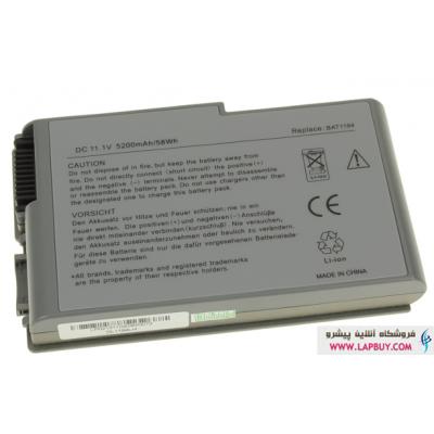 Dell Latitude D510 6 Cell Battery باطری لپ تاپ دل
