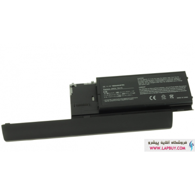 Dell Latitude D620 9 Cell Battery باطری لپ تاپ دل