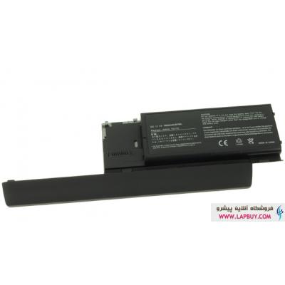 Dell Latitude D631 9 Cell Battery باطری لپ تاپ دل