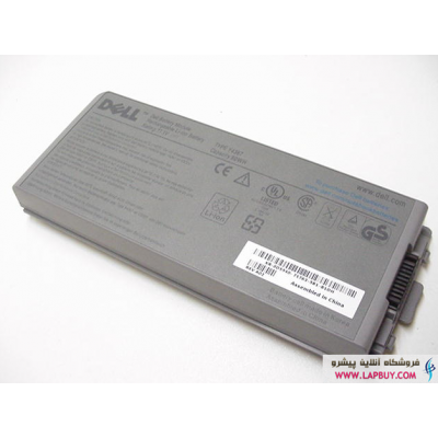 Dell Latitude D810 6 Cell Battery باطری لپ تاپ دل