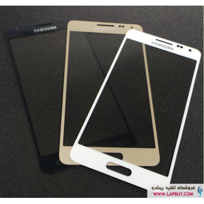 Samsung Galaxy Alpha SM-G850FQ شیشه تاچ گوشی موبایل سامسونگ
