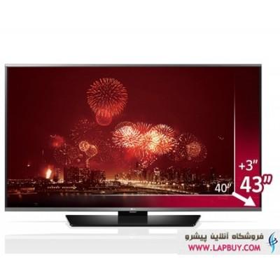 LG LED TV FULL HD 43LF630 تلویزیون ال جی