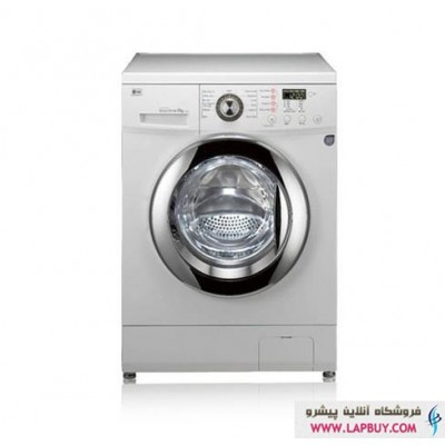 LG W961236TC WASHING INVERTER DIRECT - 8 Kg ماشین لباسشویی