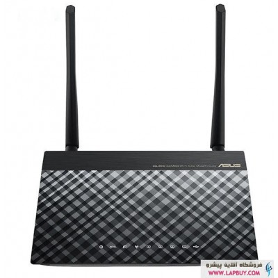 Asus DSL-N14U Wireless N300 ADSL2+ Modem Router مودم ایسوس ‎‎