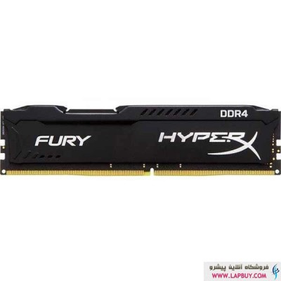 KingSton HyperX FURY 4.0GB 2400Mhz DDR4 رم کامپیوتر