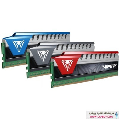 Patriot Viper Elite DDR4 2666 CL15 Quad Channel Desktop - 64GB رم کامپیوتر