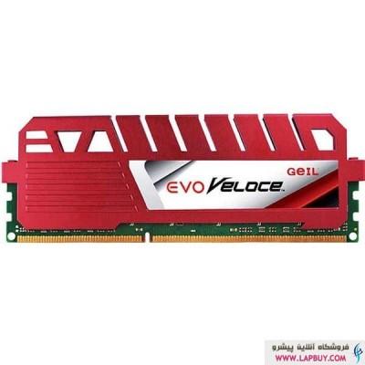 Geil 8.0GB DDR3 1600MHz Evo Veloce رم کامپیوتر