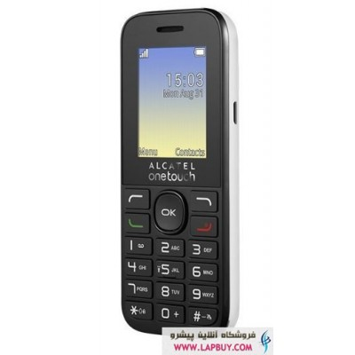 Alcatel 1016D Dual SIM Mobile Phone قیمت گوشی آلکاتل