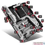 MSI Z170A XPower Gaming Titanium مادربرد ام اس آی