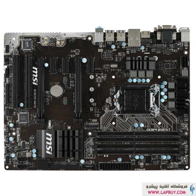 MSI B150 PC MATE LGA 1151 مادربرد ام اس آی