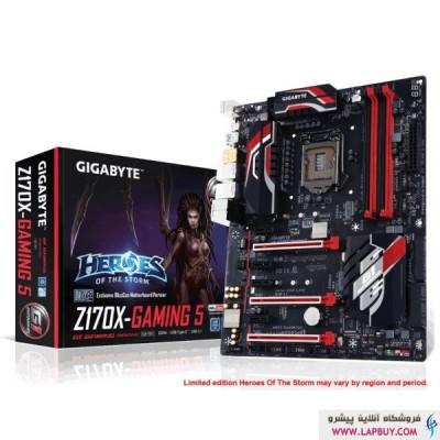 Gigabyte Gaming Series GA-Z170X-Gaming 5 مادربرد گیگابایت