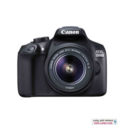 Canon EOS 1300D + EF-S 18–55mm USM III دوربین دیجیتال کانن