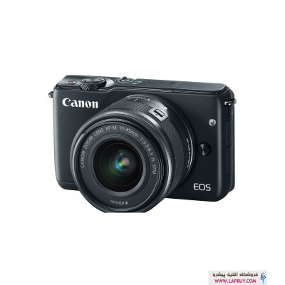Canon EOS M3 + 15-45mm دوربین دیجیتال کانن