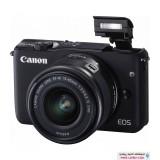 Canon EOS M10 + 15-45mm دوربین دیجیتال کانن
