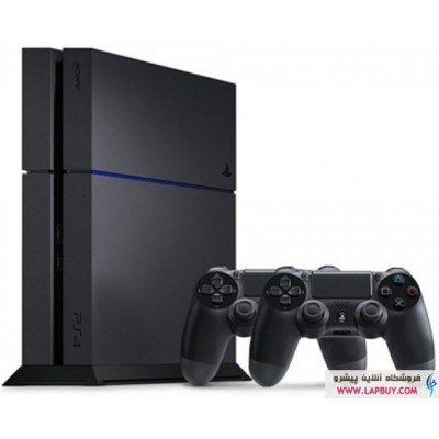 PlayStation 4 1TB Dual Controller CUH-1216 کنسول بازی سونی