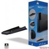 PS4 vertical stand 'n' usb hub پایه نگهدارنده سونی پلی استیشن