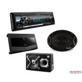D2 سیستم صوتی پیشنهادی خودرو