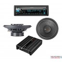 Helix Hifi - D سیستم صوتی پیشنهادی خودرو