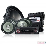 JBL Pro System سیستم صوتی پیشنهادی خودرو