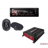 E3 Pioneer + Helix سیستم صوتی پیشنهادی خودرو