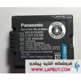 PANASONIC CGR-DU06 باطری دوربین پاناسونیک