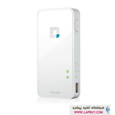 D-Link DIR-508L SharePort Go II N300 Portable Router روتر دی لینک