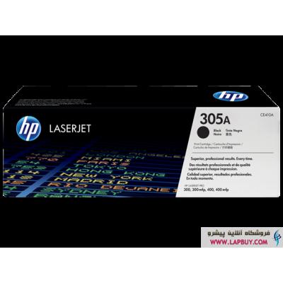 HP 305A BLACK CE410A کارتریج مشکی پرینتر اچ پی