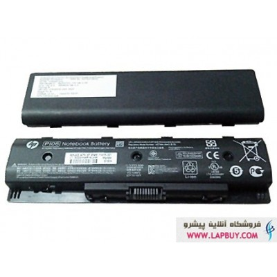 HP Envy TouchSmart 17 Series باطری باتری لپ تاپ اچ پی
