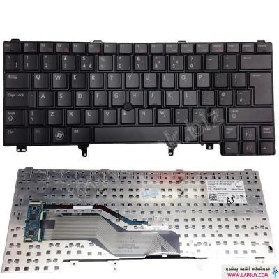 Dell Latitude E5220 کیبورد لپ تاپ دل