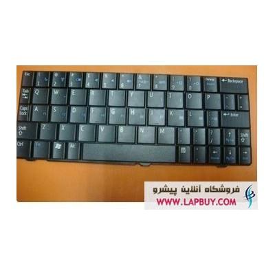Dell Mini 9 کیبورد لپ تاپ دل