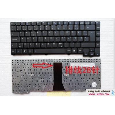 ASUS F2 کیبورد لپ تاپ ایسوس