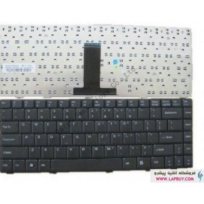 ASUS F81 کیبورد لپ تاپ ایسوس