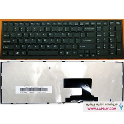 Sony VAIO VPC-EH کیبورد لپ تاپ سونی