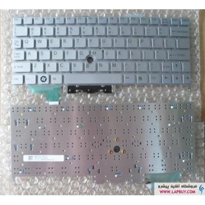 Sony VAIO VGN-P کیبورد لپ تاپ سونی