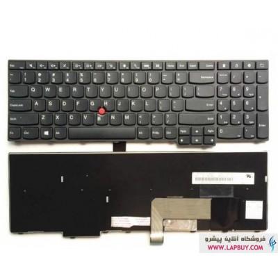 Lenovo Thinkpad W550 کیبورد لپ تاپ لنوو