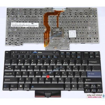 Lenovo IBM Thinkpad T400 کیبورد لپ تاپ لنوو