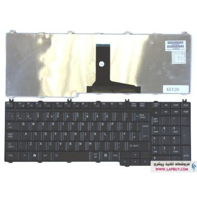 Toshiba Satellite L500 کیبورد لپ تاپ توشیبا