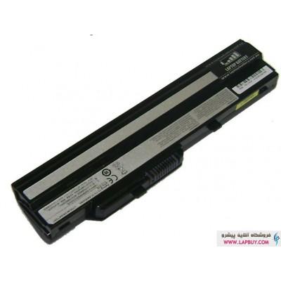 MSI U90 باطری باتری لپ تاپ ام اس آی