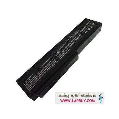 Asus M60 باطری باتری لپ تاپ ایسوس