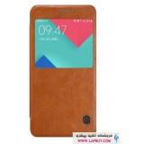 Nillkin Qin Leather Flip Cover Samsung Galaxy A8 کیف کلاسوری
